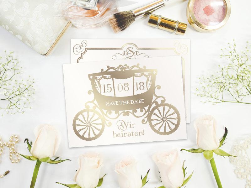 Hochzeitseinladung Zum Hochzeitsmotto Märchen